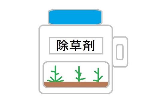 除草剤の選び方