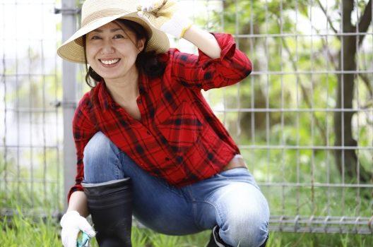 草刈りをするときの服装